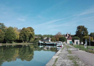 Balade en paysages sonores entre Canal de Bourgogne et Val de Quenouil
