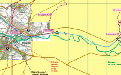 Découvrez la carte sonore interactive du canal de Bourgogne